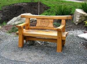 japanese bench japanese timber bench japanese style benches