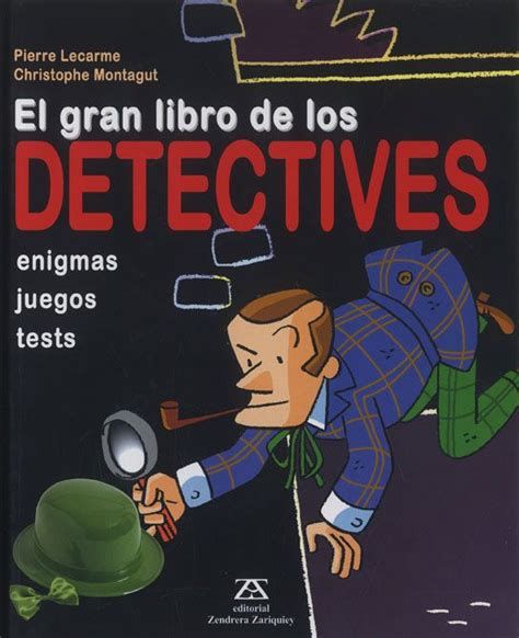 libro 365 enigmas y juegos 9 el gran libro de los detectives primaria libros detective el grande y