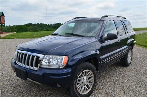 jeep tow package find used 2004 jeep grand limited sport utility