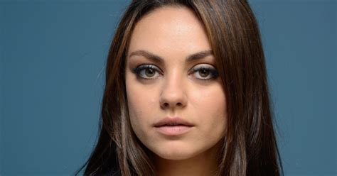 Mila Kunis Born With No by Mila Kunis Wiki Biography Dob Age Height Weight