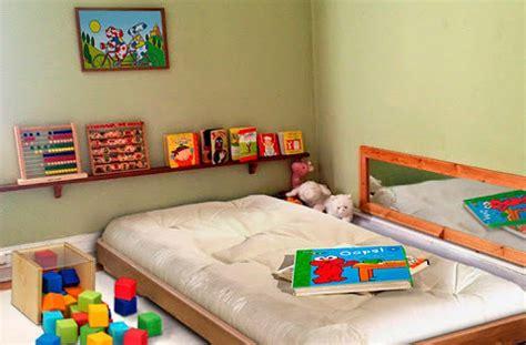 letto montessori il letto montessori indicazioni generali e istruzioni per