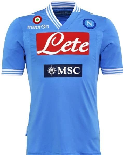 Jersey Napoli Away 2012 2013 new napoli kit 12 13 ssc napoli home jersey 2012 2013 macron football kit news new soccer