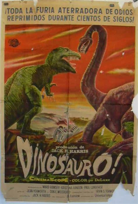 film game dinosaurus quot dinosuaro quot movie poster quot dinosaurus quot movie poster