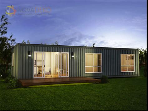 haus aus seecontainer container home in bal zone blue mountains shipping