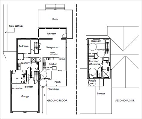accessible house plans accessible housing by design house designs and floor