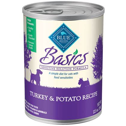 blue basics food blue buffalo basics canned food 1800petmeds 1800petmeds