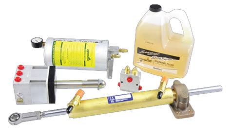 marine hydraulic steering repair hydraulic steering service and repair boaters
