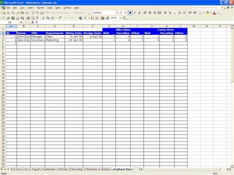 excel rolling calendar template excel calendar templates