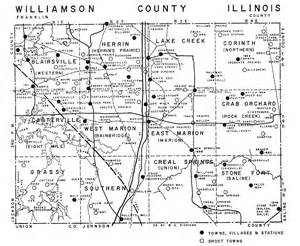 ghost town map of williamson county small marion