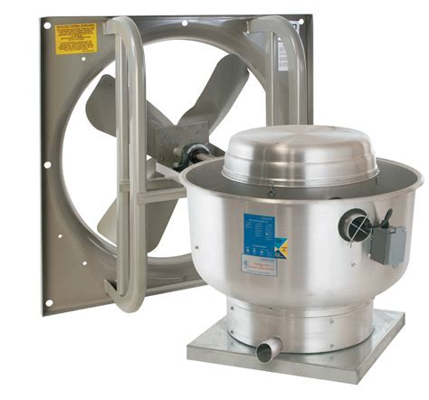 Welding Exhaust Fans, Industrial Ventilation Systems