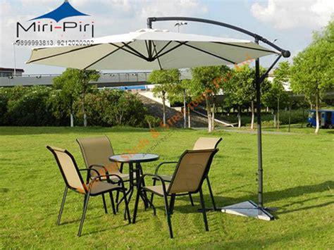 Side Patio Umbrella by Promotional Umbrella Garden Umbrella Cantilever Side