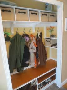 Foyer Closet Organization Ideas entryway closet ideas mudroom entry closet ideas coat closet makeover mud room closet
