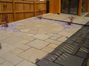 indian sandstone patios green landscaping