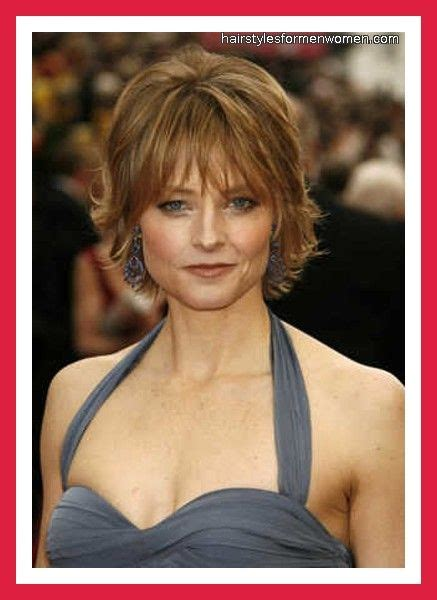 easy hair cut for active 50 year old women short hairstyles for older women medium haircuts bangs