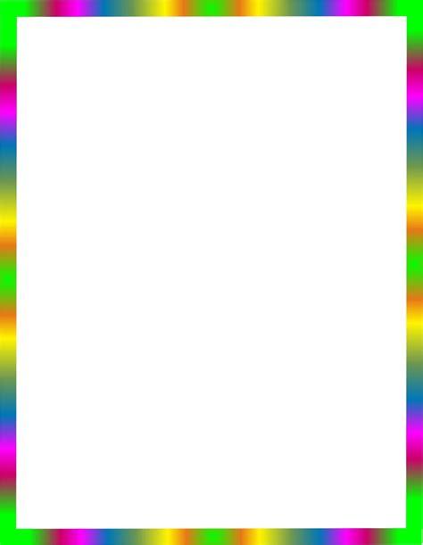 html imagenes sin borde borde arcoiris para caratulas