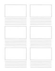 Storyboard Outline Template by Free Coloring Pages Of Storyboard Template