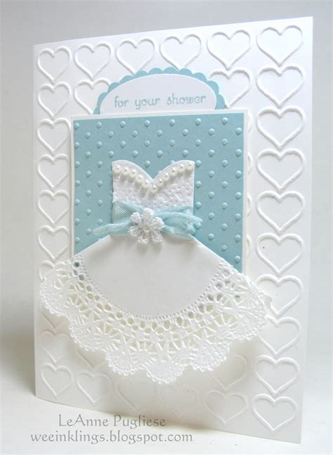 shower cards wee inklings fms188