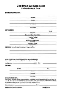 referral form template search results for patient referral form template