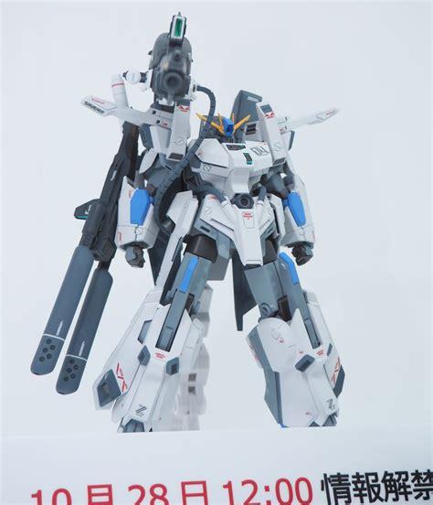 Kaos Gundam Gundam Mobile Suit 45 info e foto bandai ka signature gundam fazz quot mobile
