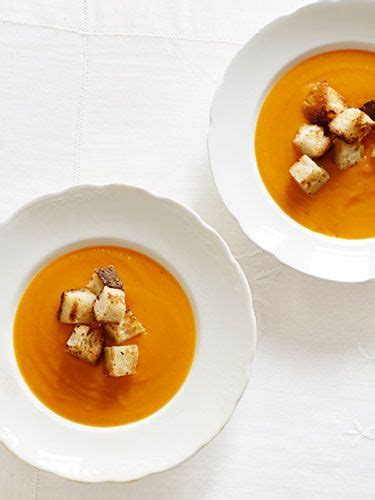barefoot contessa butternut squash soup winter squash soup squash soup and ina garten on pinterest