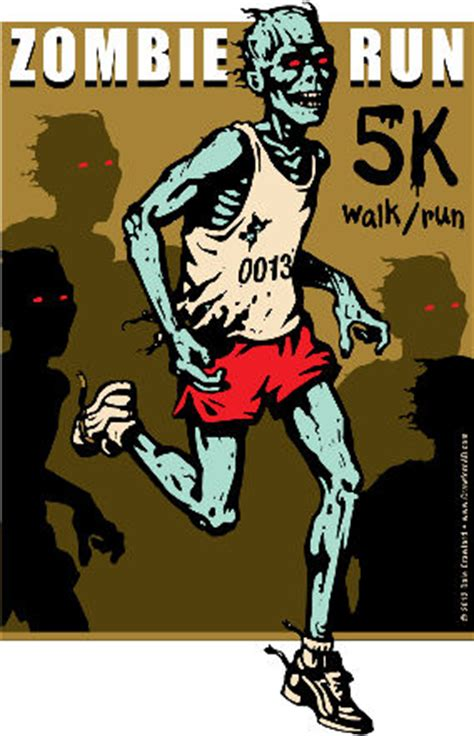 Zombies Run To 5k by 2013 Run 5k Walk Run Register For This Event