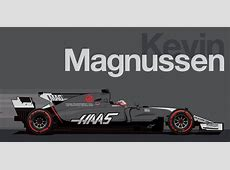 Haas F1 Unveils New Livery For Rest Of 2017 Season | Carscoops F1 Driver Numbers