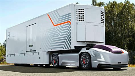 volvo autonomous driving truck volvo  driving truck volvo vera  driving ev volvo