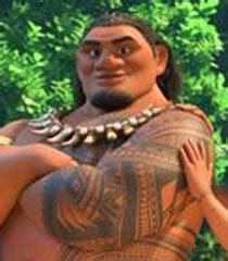 voice of chief tui moana | behind the voice actors