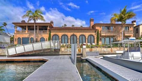 Mediterranean Style House Plans 10 9 million mediterranean waterfront mansion in long