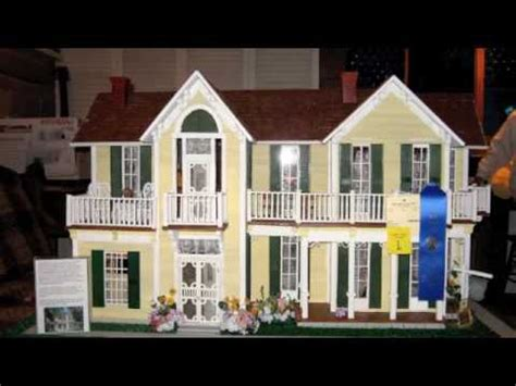 doll house video grandpa s dollhouse youtube