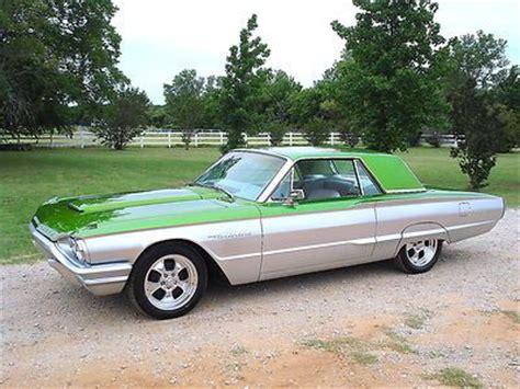 purchase used 1964 ford thunderbird 390 custom, ridetech