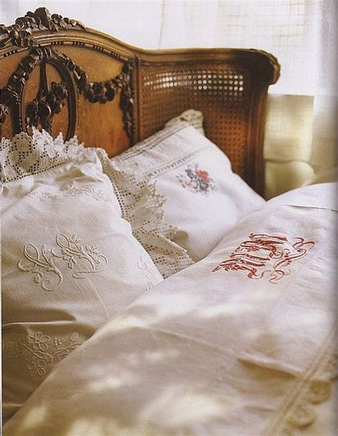 french bed linens french bed monogrammed linens french country design