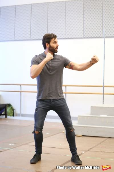 Resnick Mattress by Photo Coverage Inside The Rehearsal Room For Once Upon A