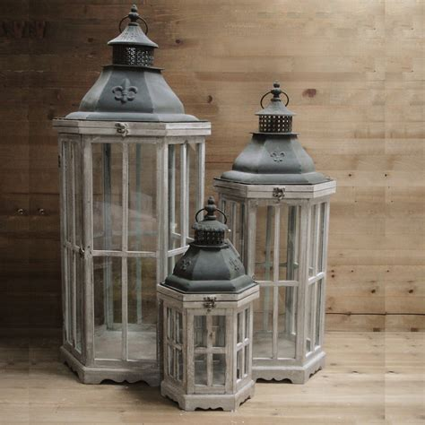 home decor large decorative candle lanterns buy large