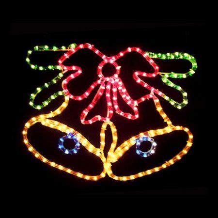bells lights bells with bow light display sales