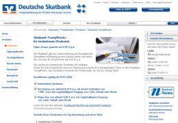 deutsche bank studentenkonto skatbank girokonto kostenloses konto g 252 nstiger dispo