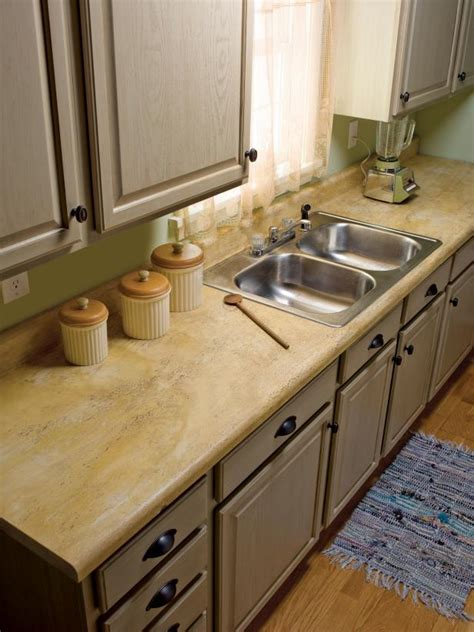 Countertop Refinishing Rustoleum by How To Repair And Refinish Laminate Countertops Diy