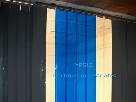 cortinas aislantes acusticas cortina corredera de lamas de pvc ypsis