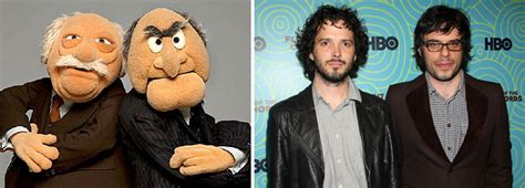 film comedy duos interview bret mckenzie from the muppets and middle earth