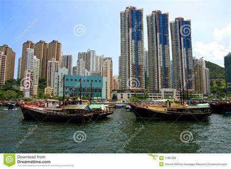 Di Hongkong aberdeen isola di hong kong fotografia editoriale immagine 11881226
