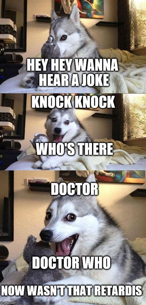 Dog Pun Meme - bad pun dog meme imgflip
