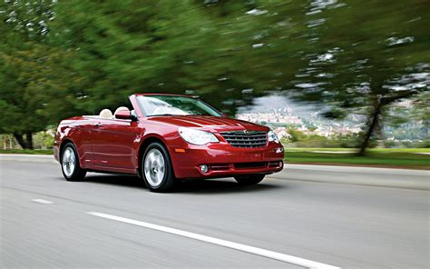 Chrysler Sebring Convertible Club by 2008 Chrysler Sebring Convertible Newcomers Motor Trend