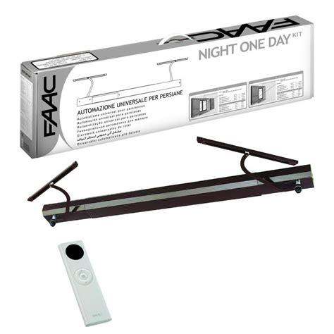 Volet Battant Bois En Kit 3257 by Kit One Day Radio Senso Kit Blanc Automatisme Volet
