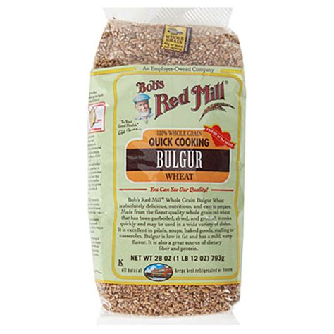 view bob s mill 174 cooking whole grain bulgur wheat deals at big lots