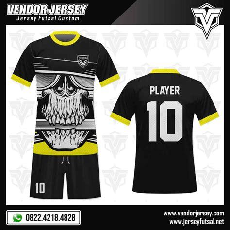 Kaos Skull Tengkorak Celana 751378 desain kaos futsal the skull vendor jersey futsal