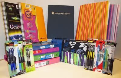 Nursing School Necessities - books supplies missouri state west