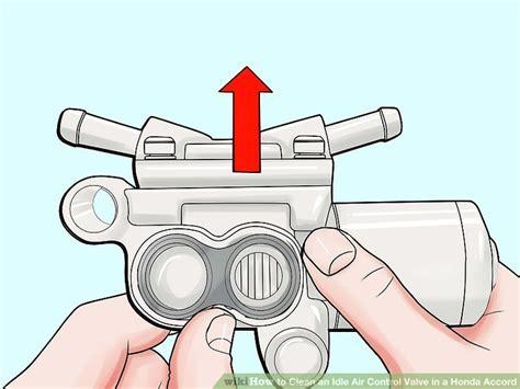idle air valve honda how to clean an idle air valve in a honda accord