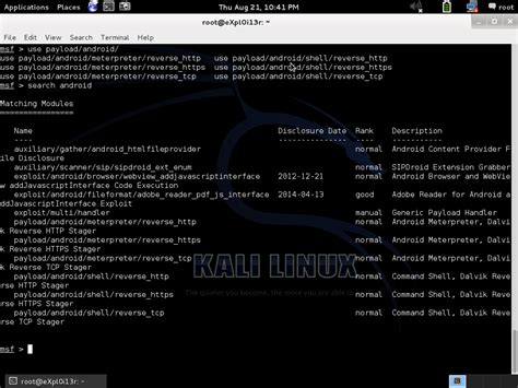 android apk shell installer testing by expl0i13r android meterpreter shell hack