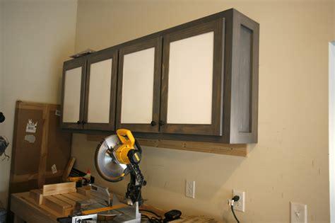 Diy Garage Cupboards - white garage storage cabinet diy projects