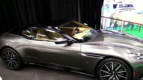 2017 aston martin db11 convertible look in hd